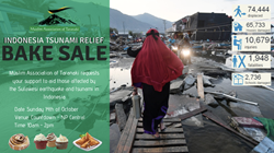 Bake Sale - Earthquake and Tsunami Appeal