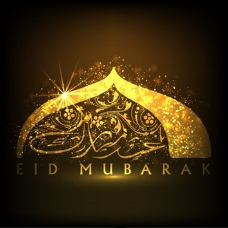 Eid Al-Fitr tomorrow 26th June